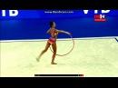 Арина Аверина обруч финал — Чемпионат Мира Пезаро 2017