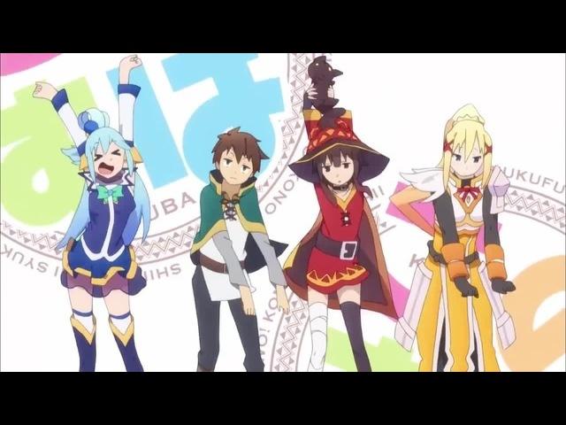 Konosuba 2: Opening Song