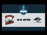 Virtus.pro vs Secret #2 (bo3) ФИНАЛ | ESL One Hamburg 2017, 29.10.17