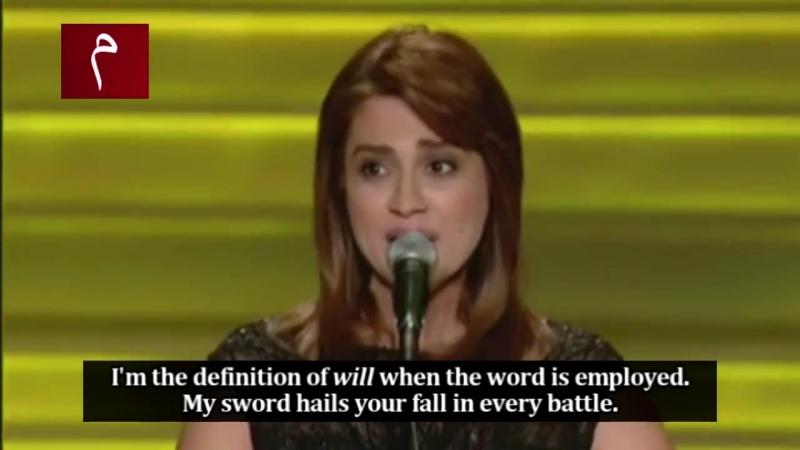 Julia Boutros, une chanteuse chrétienne, rend hommage au Hezbollah lors d'une performance exceptionnelle en 2013