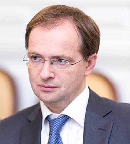 Владимир Мединский посетил срабочим визитом Калугу
