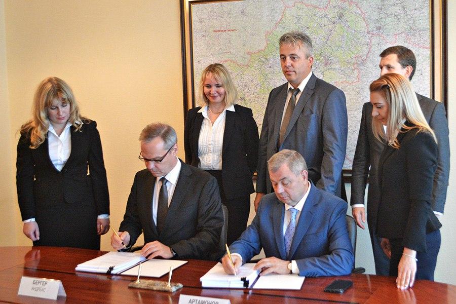 Новый завод за260 млн. появится вКалужской области