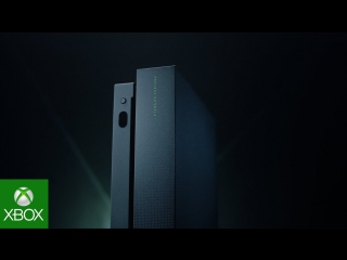 Introducing Xbox One X Project Scorpio Edition