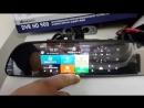 Видео регистратор в зеркале заднего вида