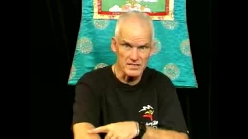 Лама Оле Нидал. Лекция 5. Процесс умирания и смерть