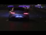 AR | Mercedes-AMG , GTS, Nissan GTR R35