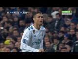 Cristiano Ronaldo Vs Borussia Dortmund Home (06/12/2017) HD