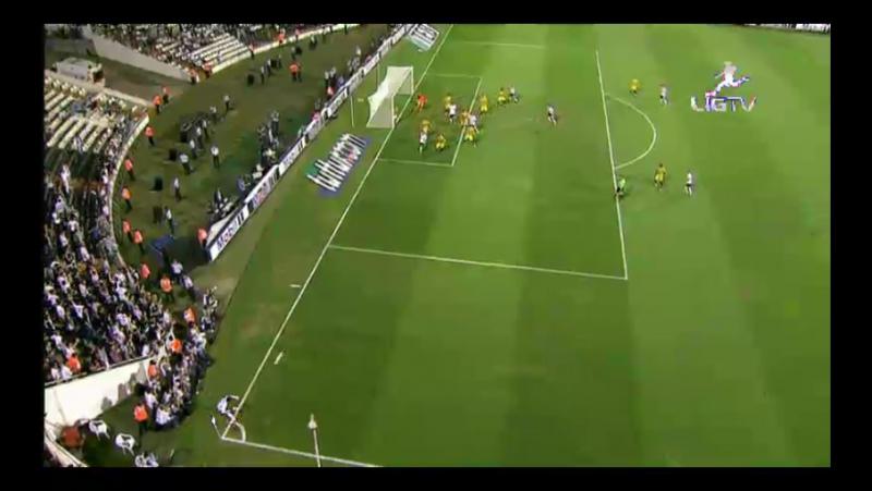 2011 - 2012 Sezonu - Beşiktaş-MKE Ankaragücü dakika 37 gol Sidnei