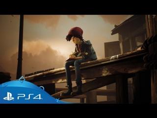 Concrete genie ¦ pgw 2017 reveal trailer ¦ ps4