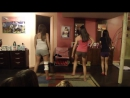 My Humps Sisters dancing школьницы тверк periscope