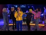 Dua Lipa, Charli XCX, Zara Larsson, MØ & Alma - IDGAF (Live on BBC Radio 1 Live Lounge)