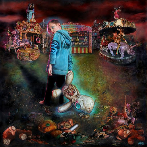 Korn альбом The Serenity of Suffering (Deluxe)