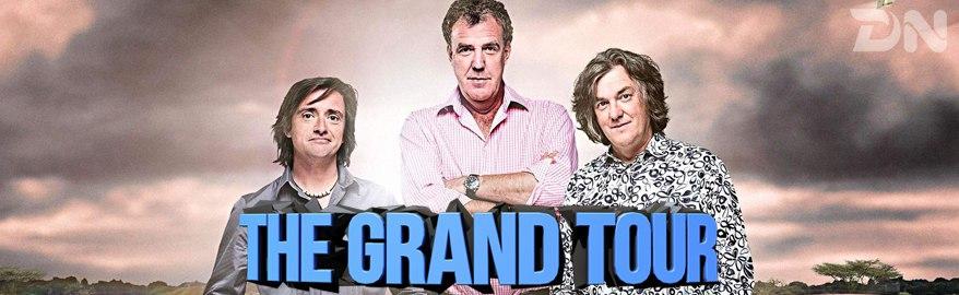 The Grand Tour / Гранд тур 2 сезон 10 серия