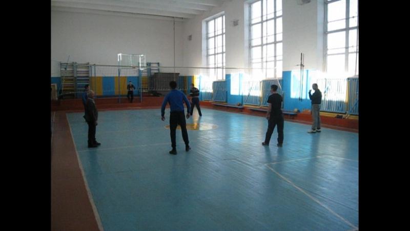 Волейбол ойнады ерлер MVI_7655