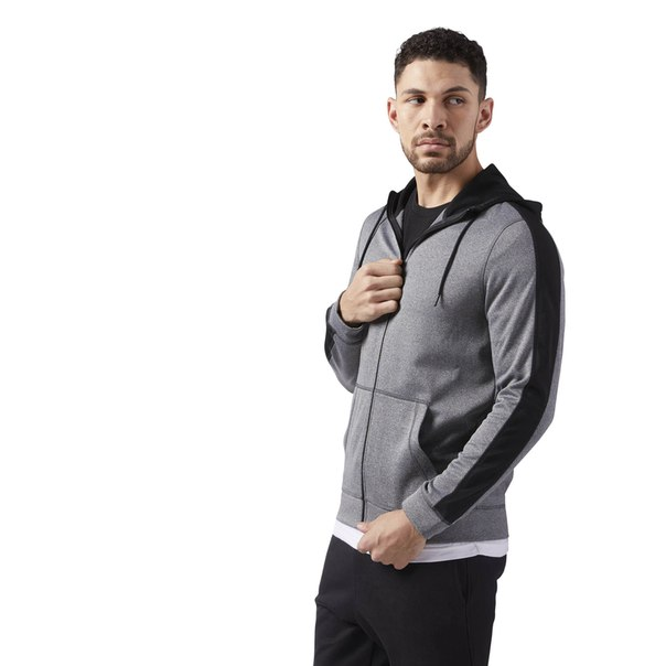 Худи Workout Ready Full Zip