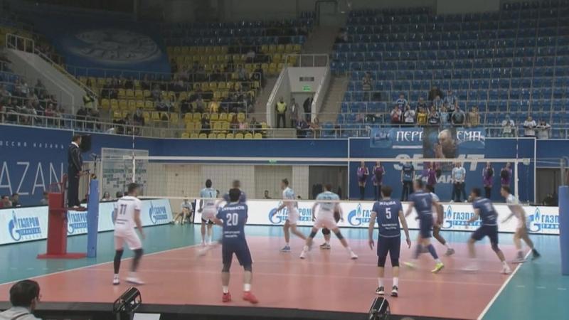 HIGHLIGHTS. Зенит-Казань — Нова Суперлига 2017-18. 1-4 финала. Мужчины
