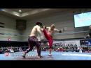 Hikaru Sato vs. Kotaro Suzuki AJPW - Excite Series 2018 - Day 9