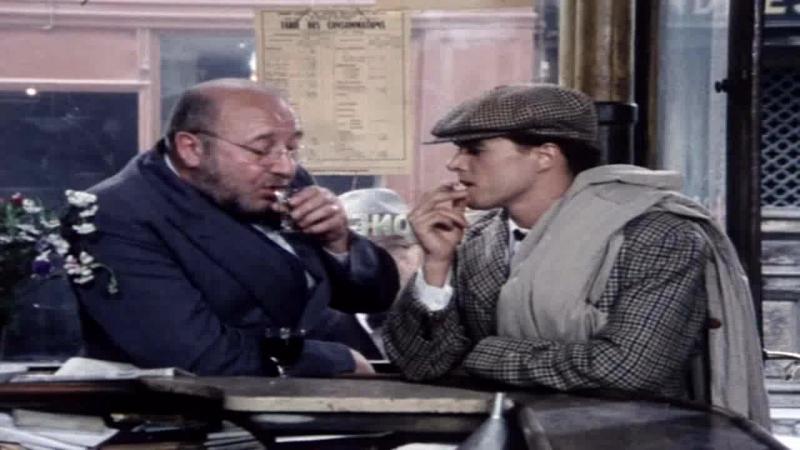 ФАНТОМАС 1980 3 серия детектив триллер экранизация Клод Шаброль Хуан Луис Бунюэль