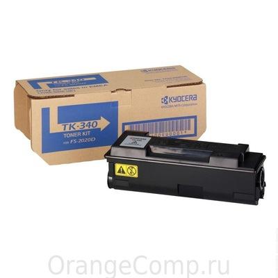 Заправка картриджа Kyocera TK-340