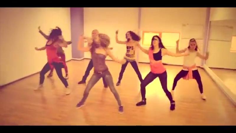Tanusha - dancehall routine - Sean Paul - She doesn't mind.mp4