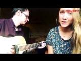 Alina Os - Ты (cover by Елена Жирова),красивая милая девушка классно круто спела кавер,красивый голос,девочка талант,поёмвсети