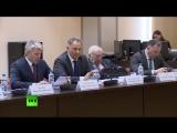 Колобков проводит итоговое заседание коллегии Министерства спорта России