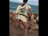 DAHA ICE CREAM | HELLSHIRE BEACH, JAMAICA