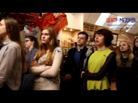 экскурсия для студентов Герцена в Петришуле