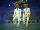Фред Астер и Джин Келли. Сцена из кф Безумства Зигфилда. (1945)