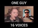 1 парень. 16 голосов