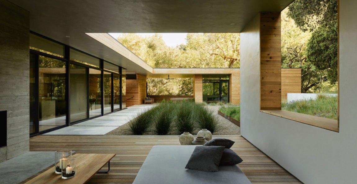 Частный дом в Калифорнии