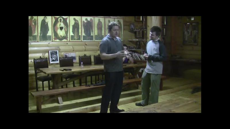 Огнестрельное оружие в системе Фейрберна семинар 4 (часть 4)
