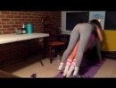 Hot Sisters yoga challenge - Йога Челлендж