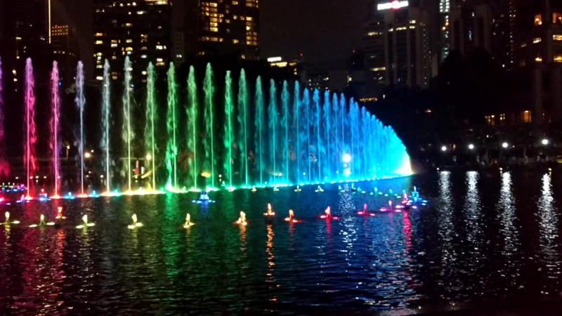 KL Fountain Petronas