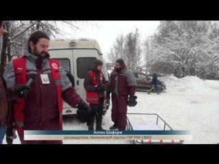 Лыжня России 2018 - ГБР РКК