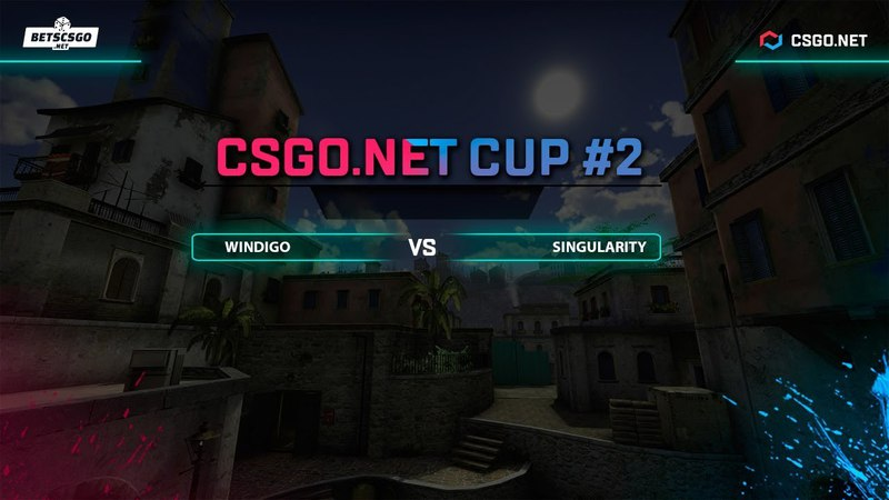Windigo vs Singularity, map 1 cache, CSGO.net Cup 2