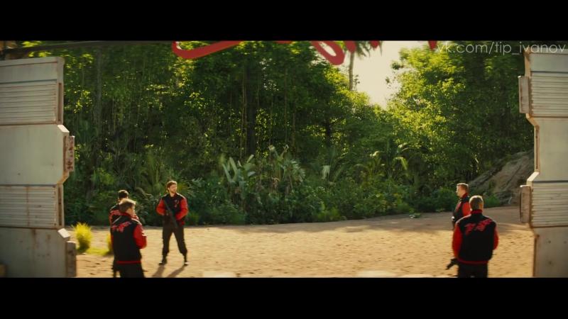 Kingsman-Правильная песня Мерлина