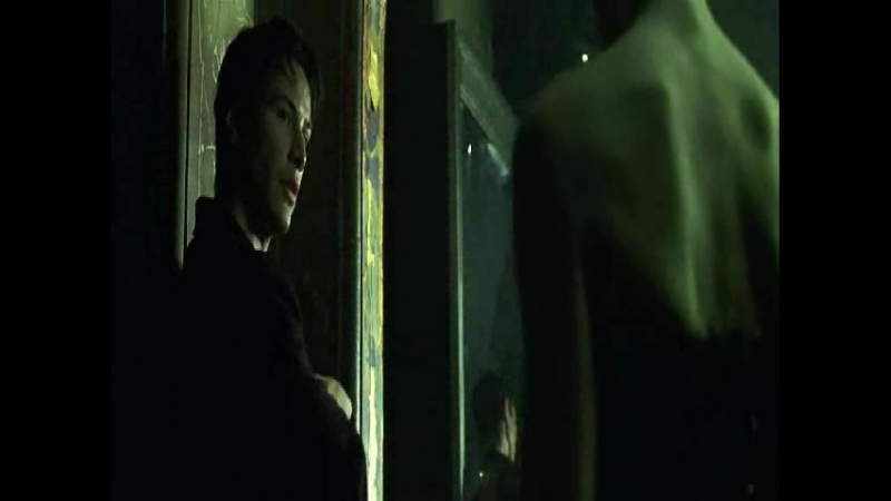 Матрица - Тринити начала обрабатывать Нео!(roleplay_for_the_movie_matrix)