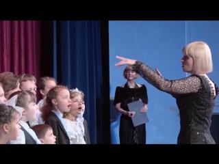Детский хор - Мать (музыка Тилля Линдеманна, слова Рихарда Круспе).
