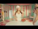 Мороженое Эkzo. Аня Семенович и клубника (реклама)