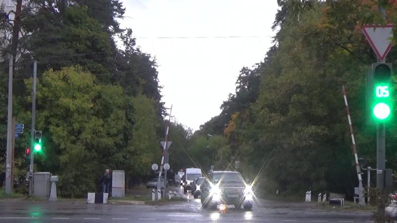 Светофор в Жуковском