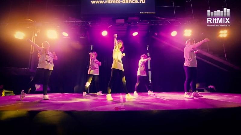 RitMix`18: Hip-Hop. Группа Жанны.