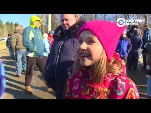 Девочка Таня изВолоколамска— ознаменитом жесте, протестах исвоей розовой шапке