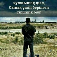 Кадирбеков Дос