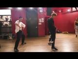 Anze Skrube Choreography  Casanova, Chris Brown &amp Fabolous - Left, Right