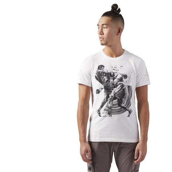 Спортивная футболка COMBAT X GG WRESTLING