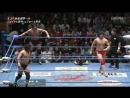 Evolution Atsushi Aoki, Joe Doering vs. NEXTREAM Jake Lee, Naoya Nomura AJPW - Super Power Series 2017 - Day 6