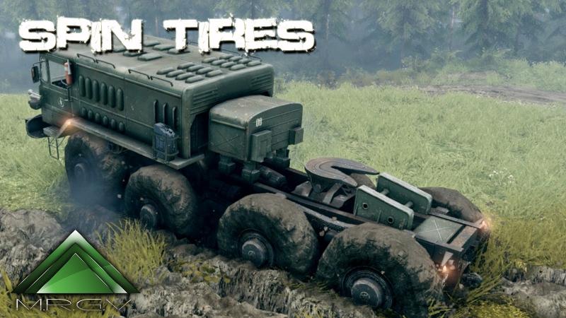 ☀ Spin Tires | С друзьями. | Смотрим новые моды 5 ☀
