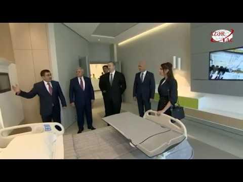 Bakıda Bona Dea Beynəlxalq Hospitalının açılışı olub