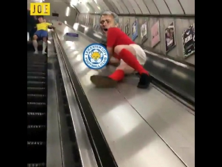 Manchester united slipping out of the title race like...